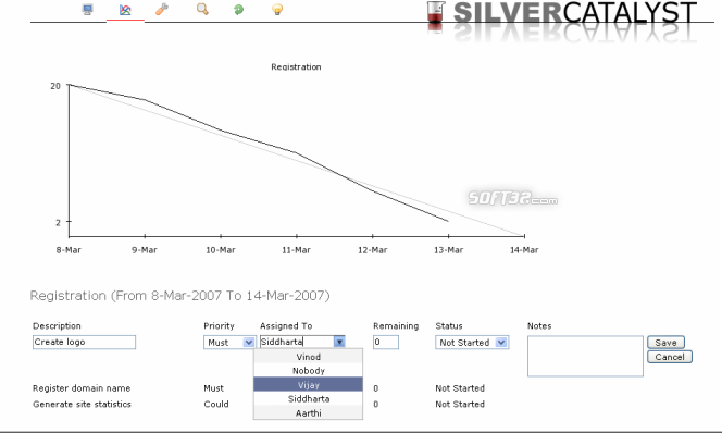 Silver Catalyst Screenshot 3