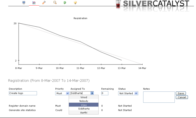 Silver Catalyst Screenshot 2