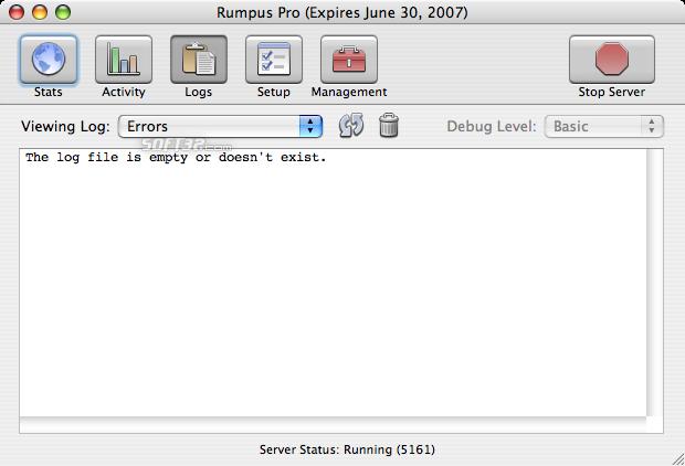 Rumpus Screenshot 3