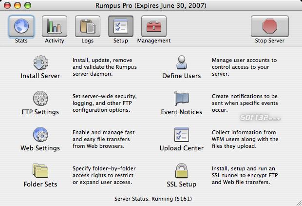 Rumpus Screenshot 4