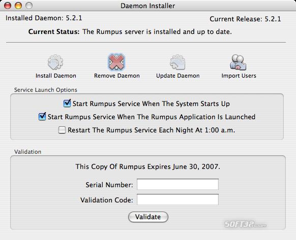 Rumpus Screenshot 6