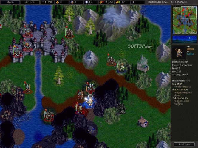 Battle for Wesnoth Screenshot