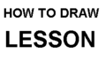 How to draw a horse 1