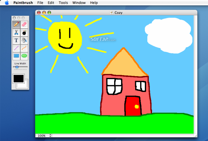 Paintbrush Screenshot 1