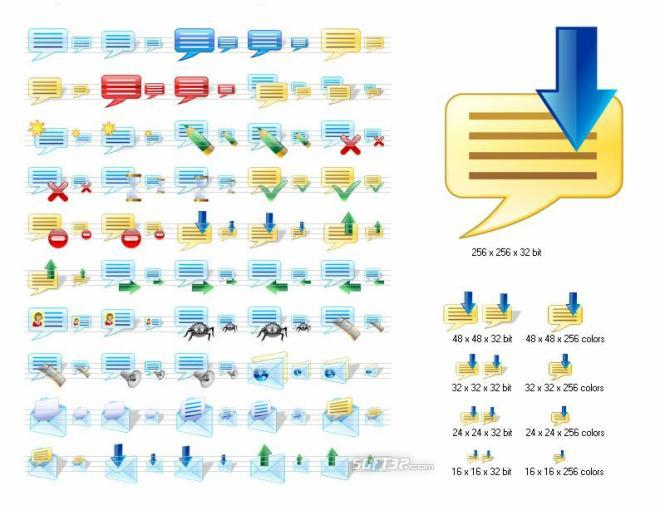 Messenger Icons for Vista Screenshot 3