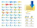 Messenger Icons for Vista 2