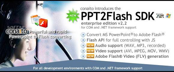 PowerPoint-to-Flash SDK for .NET and COM Screenshot 3