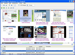 SmElis Web Previewer Screenshot