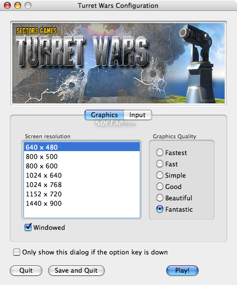 Turret Wars Retro (was TurretWars) Screenshot 2