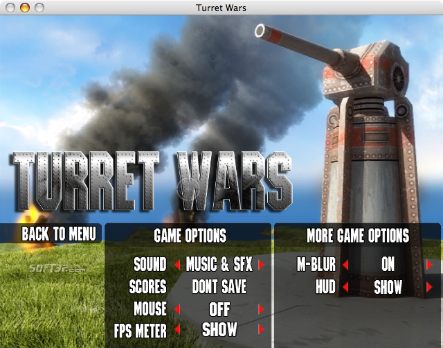 Turret Wars Retro (was TurretWars) Screenshot 3