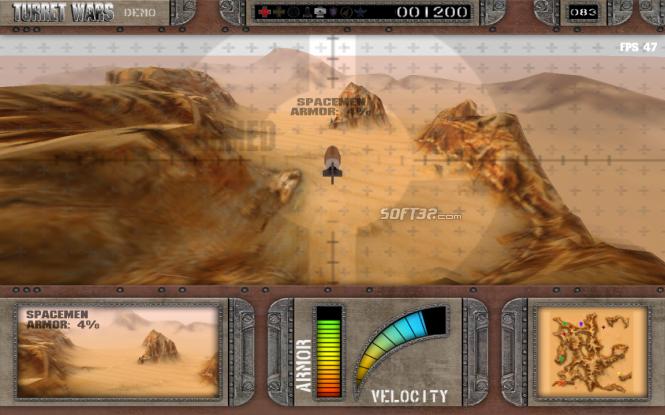 Turret Wars Retro (was TurretWars) Screenshot 4