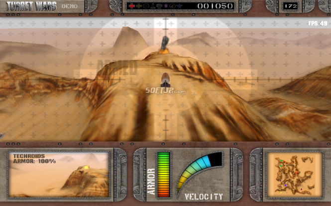 Turret Wars Retro (was TurretWars) Screenshot 5