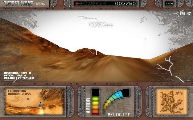 Turret Wars Retro (was TurretWars) Screenshot 6