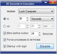 Good Night PC Shutdown Screenshot