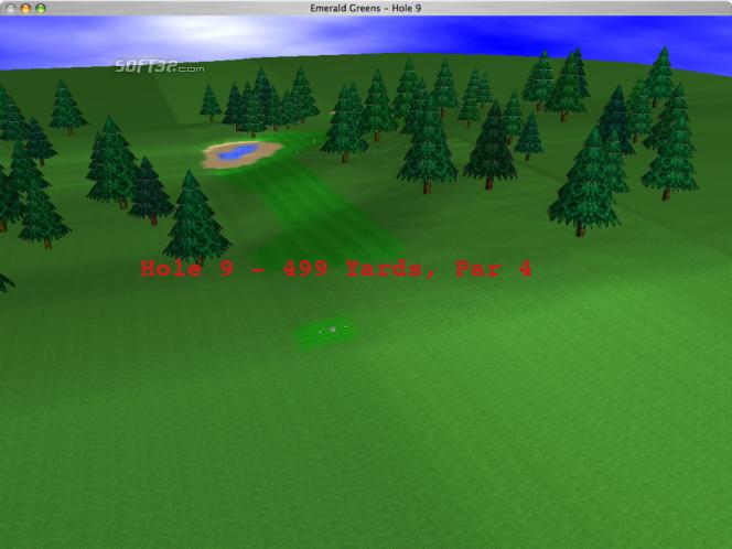 GL Golf Screenshot 2