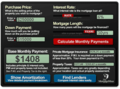 Misers Mortgage Calculator 1