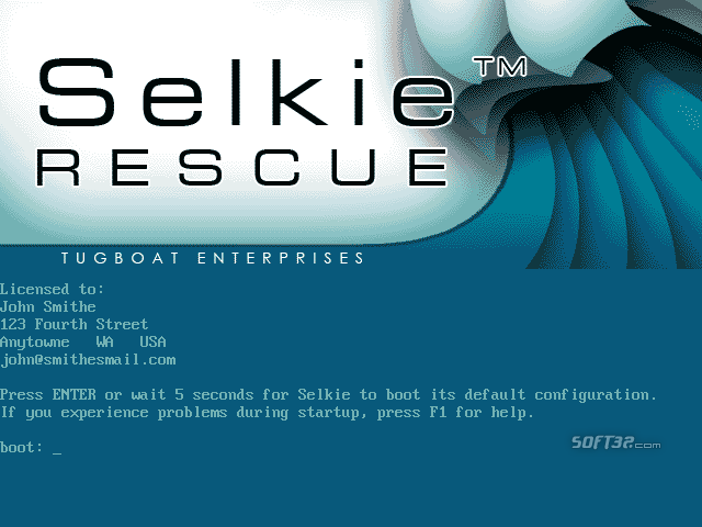 Selkie Rescue Data Recovery Screenshot 2