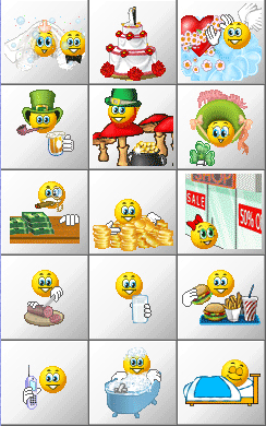 Luck and Fortune Smileys Screenshot