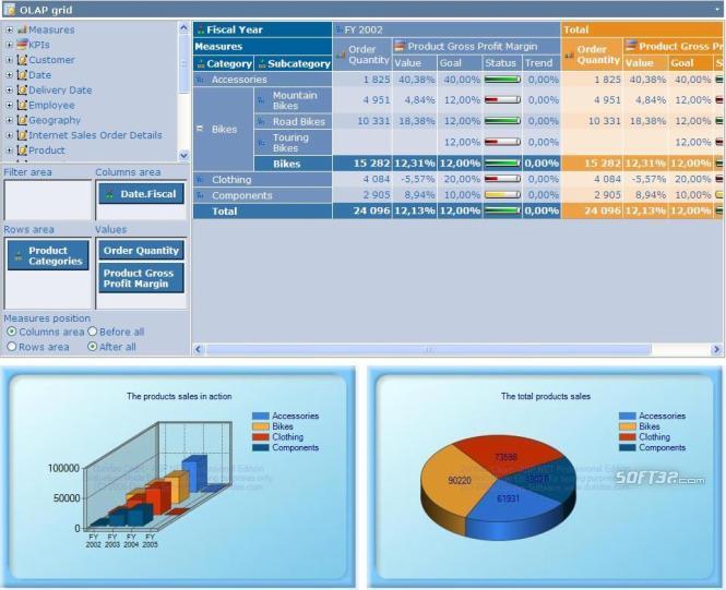 RadarCube ASP.NET Direct Screenshot 3