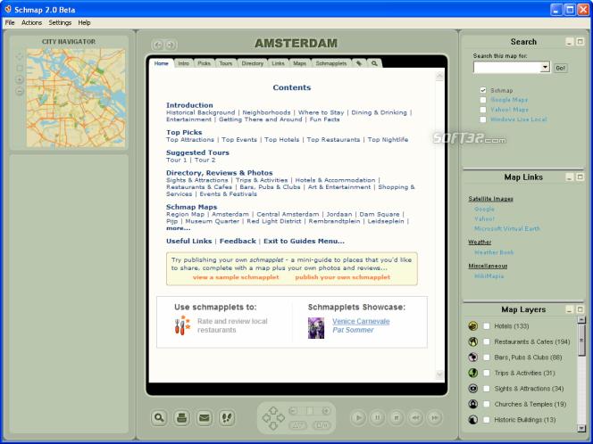 Schmap Europe Screenshot 5