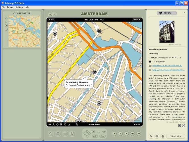 Schmap Europe Screenshot 6