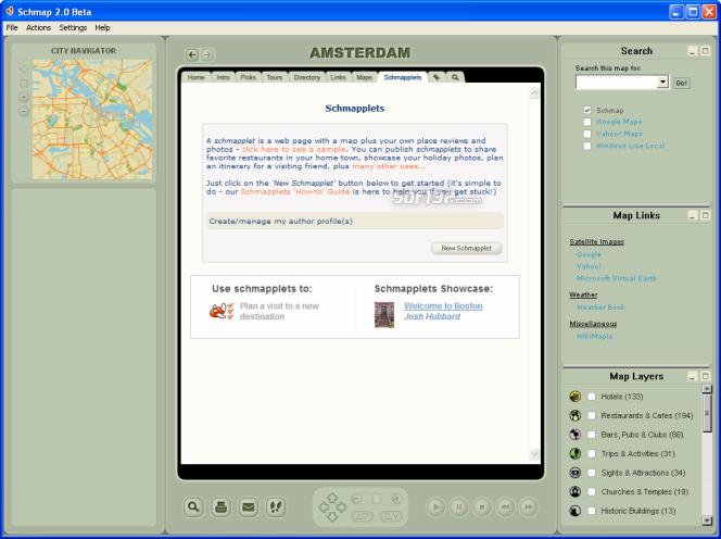 Schmap Europe Screenshot 7