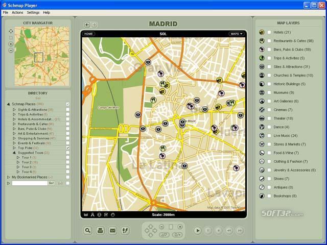 Schmap Europe Screenshot 2
