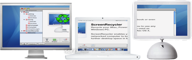 ScreenRecycler Screenshot