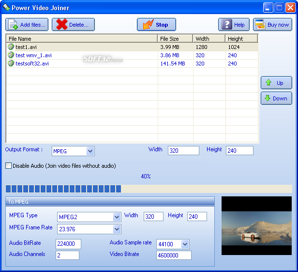 Power Video Joiner Screenshot 3