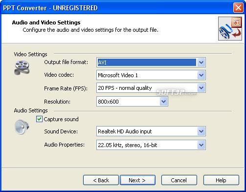 PPT Convertor Screenshot 2