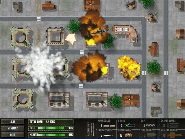 Skies of War Screenshot 1