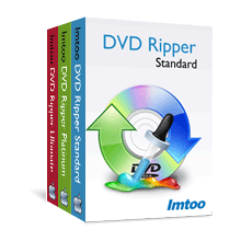 ImTOO DVD Ripper Platinum for Mac Screenshot