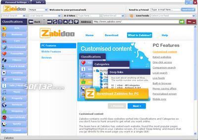 Zabidoo Screenshot 3