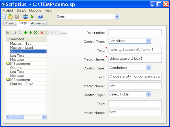 Scriptius Free Screenshot 3