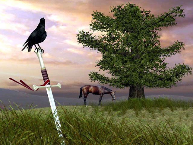 Sword of Honor 3D Screensaver Screenshot 3