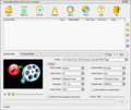 Ultra WMV MPEG AVI to FLV Converter 1