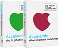 Accelerate DVD + Video to iPhone 1