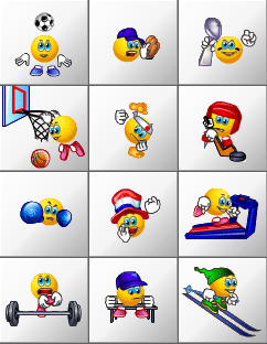 Champions Smileys Screenshot