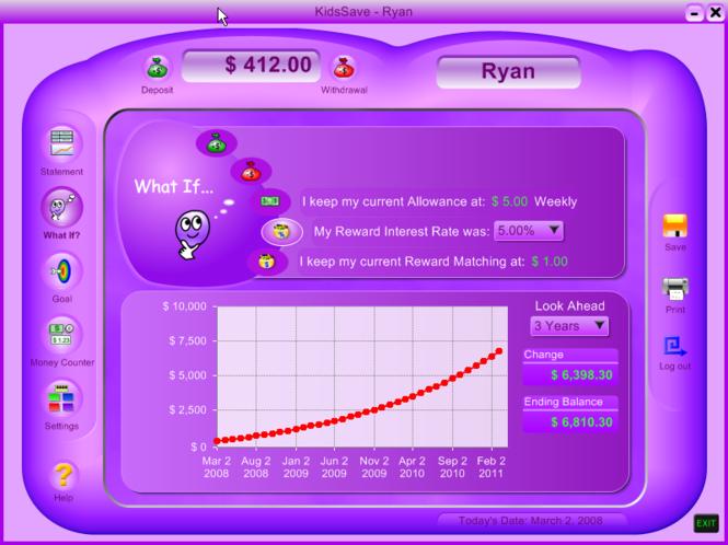 KidsSave Screenshot