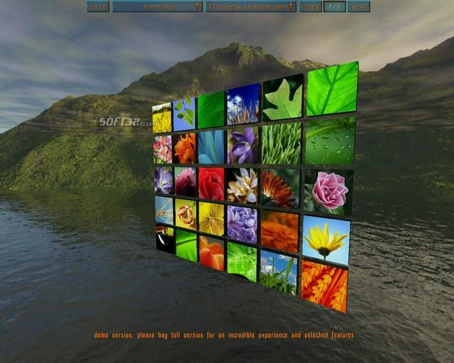 4D Memory Screenshot