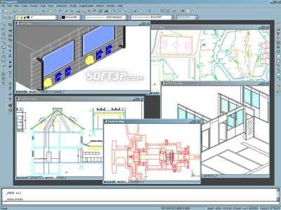 ProgeCAD Viewer DWG Screenshot 2