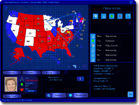 President Forever 2008 + Primaries Screenshot 1