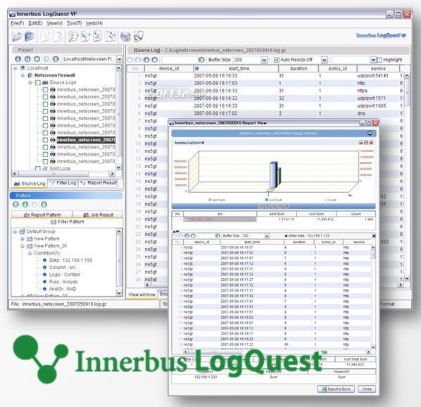LogQuest VF Standard Edition Screenshot 3