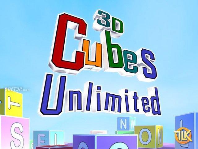 3D Cubes Unlimited Screenshot 3