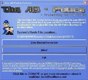 The Ad-Police Screenshot 3
