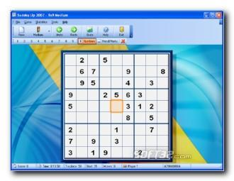 Sudoku Up 2009 Screenshot 3