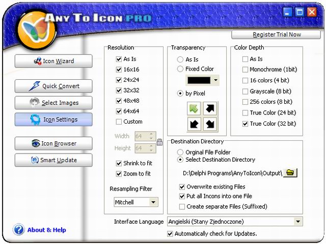 Any To Icon Pro Screenshot 1