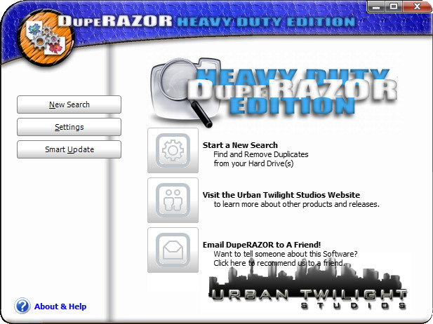 DupeRAZOR - Duplicate Files Removal Kit Screenshot