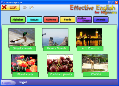 Effective-English Screenshot 1