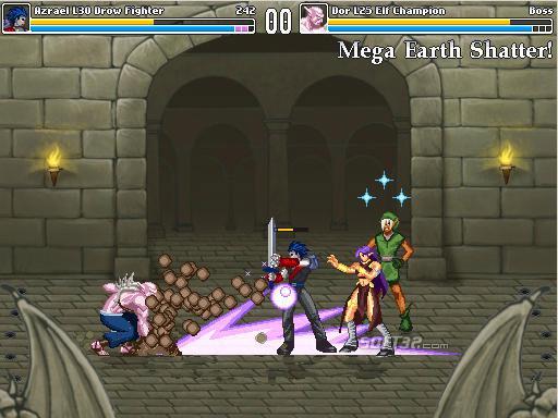 Rage of Magic II Screenshot 2